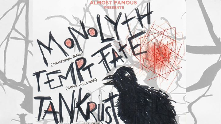 Monolyth / Tempt Fate / TankrusT