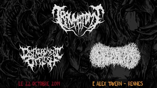Desolation Europe Tour 2019 in Rennes