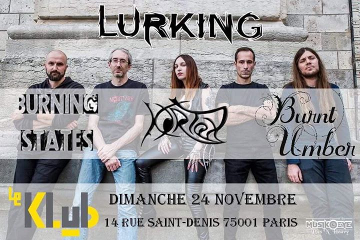 Burning States+Kortex+guests