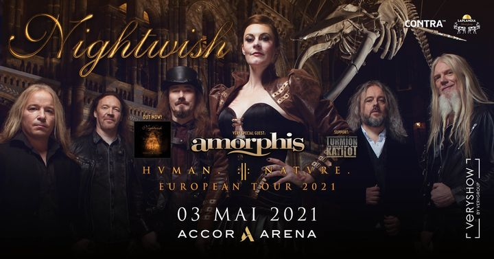 Nightwish • Paris