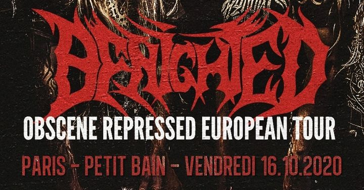 Benighted // Paris