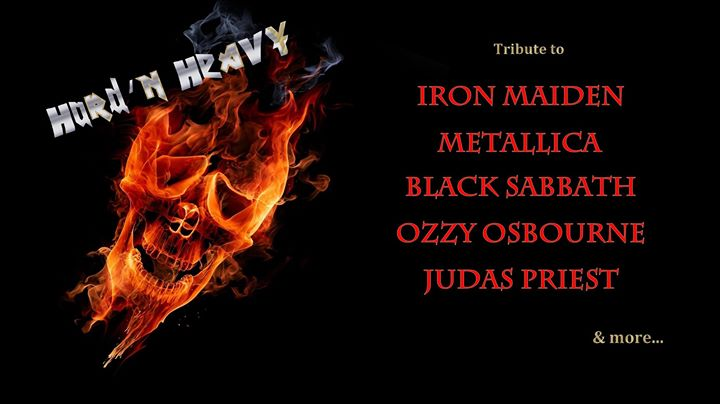 Hard'n Heavy - Hard Rock Tribute