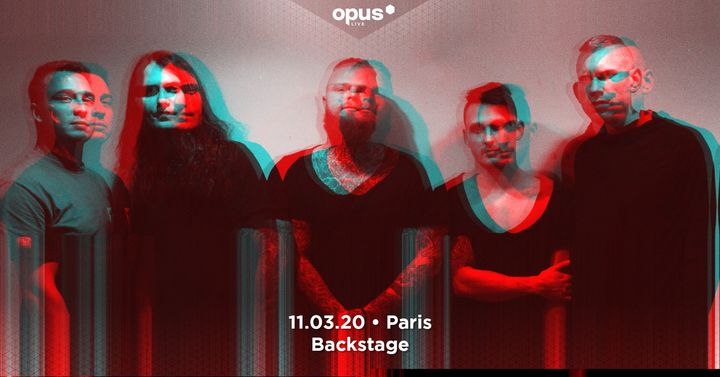 Annulé - Born of Osiris • 11.03.20 • Paris