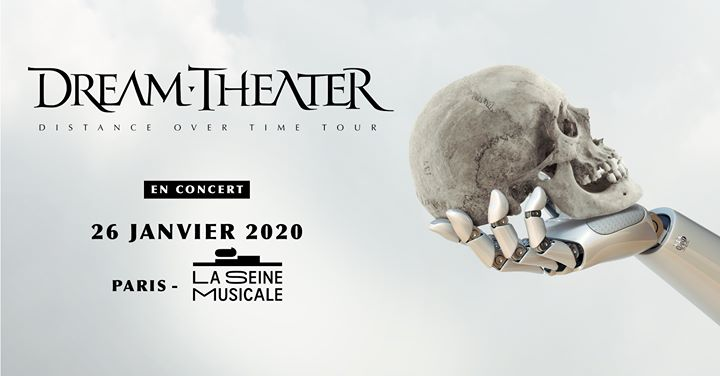 Dream Theater · Distance Over Time Tour