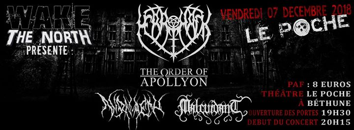 DarkNight : Merrimack/The Order of Apollyon/Malcuidant/Nirnaeth