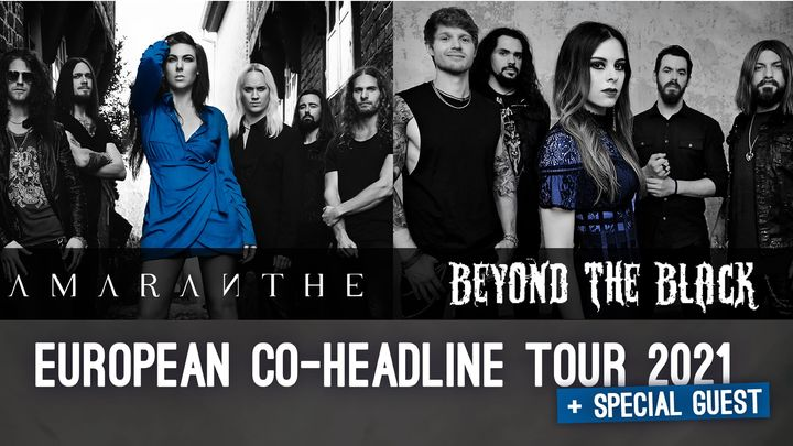 Amaranthe & Beyond The Black | Paris
