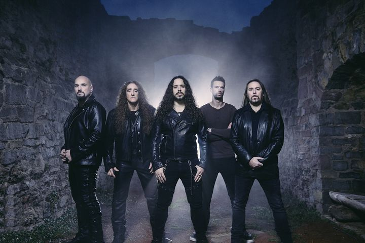 Rhapsody Of Fire / Nightmare / Manigance @Nantes