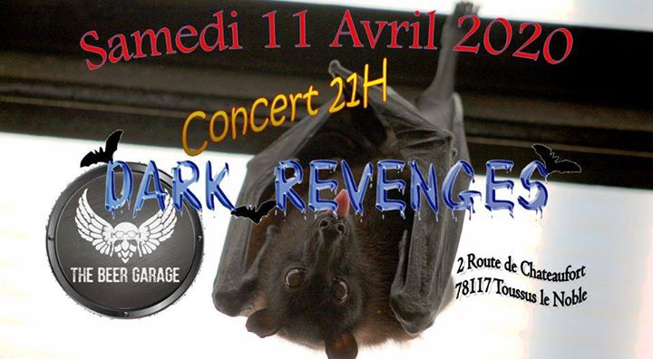 Dark Revenges Live au Beer Garage