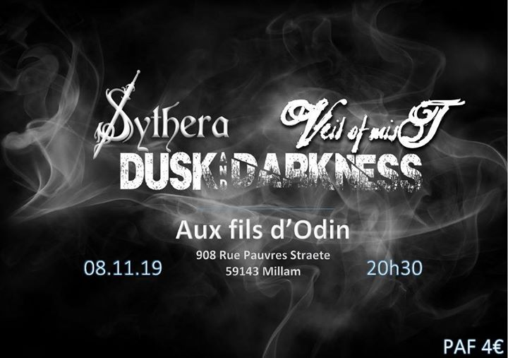 Veil of Mist, Sythera, Dusk and Darkness
