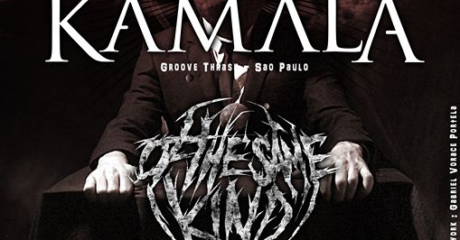 Concert Kamala / Of The Same Kind / Hostile 11/10/2019
