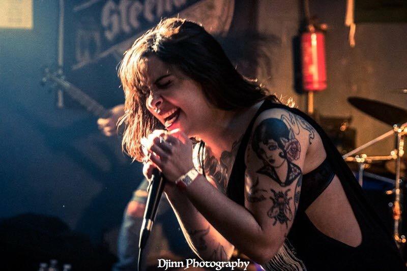 Psychobolia a repris les concerts avec sa nouvelle frontwoman