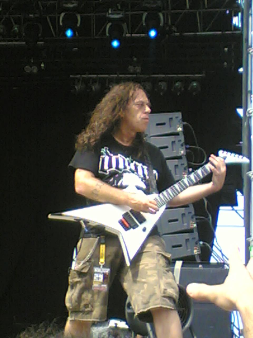 L'ancien guitariste de DEATH, ICED EARTH, DEICIDE et OBITUARY est mort ce 6 juin 2018